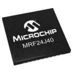 MRF24J40-I/ML Radio chip